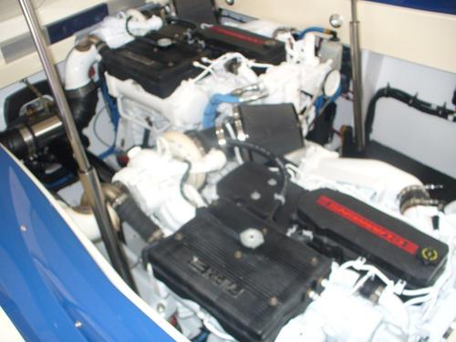 puerto canning :timonel yate motor
