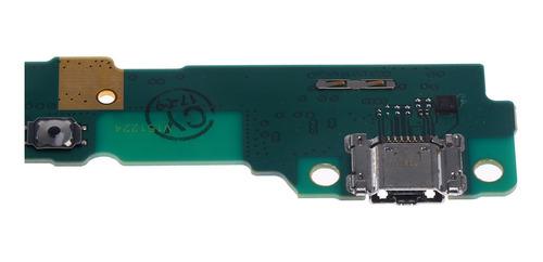 puerto de carga usb para tableta de repuesto reemplazo de