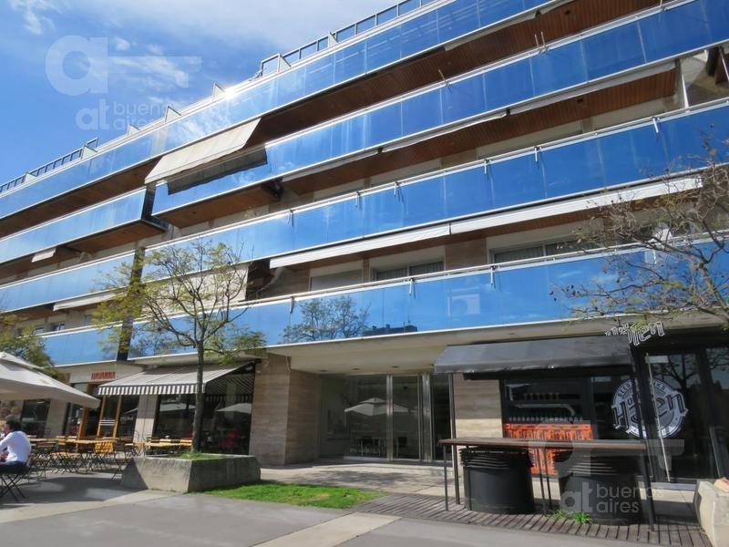 puerto madero-departamento 2 ambientes-balcón terraza-alquiler temporario-sin garantia