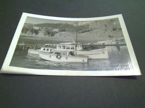 puerto pañuelo - fotopostal parque nacional nahuel huapi