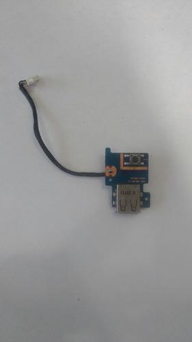 puerto usb portatil samsung rv408 (1130)