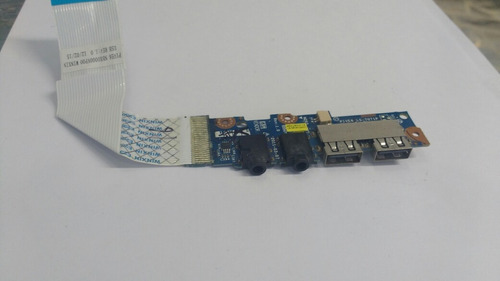 puerto usb y audio portátil acer aspire one 722-0679 (1405)