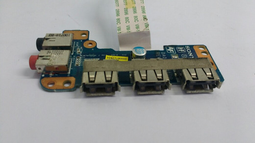puerto usb y sonido portatil sony pcg-61611u (1106)