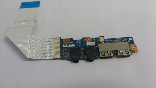 puertos audios y usb portatil acer aspire one 722 (1082)