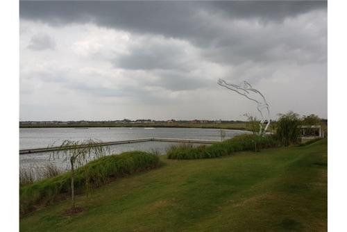 puertos del lago - marinas -terreno en venta - f