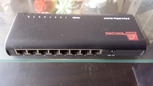 puertos redes switch