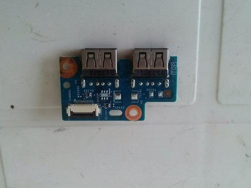 puertos usb dual acer aspire e1-470p, e1-522, (e1-430-4491)