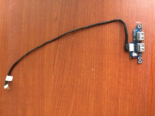 puertos usb hp compaq c700