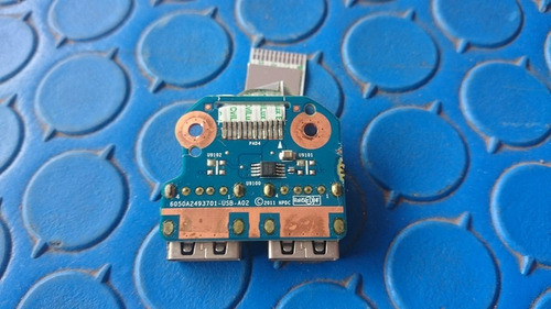 puertos usb hp cq45 1000 2000 e255400