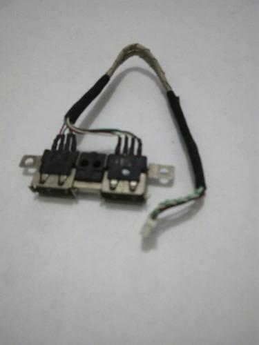puertos usb toshiba satellite a305-sp6931r (cod1200)