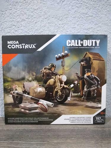 puesto de control call of duty