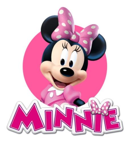 puesto de feria con muñeca minnie mouse disney mundo manias