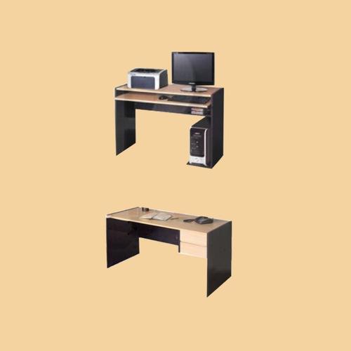 puesto de trabajo escritorio 402 + mesa de patc 424