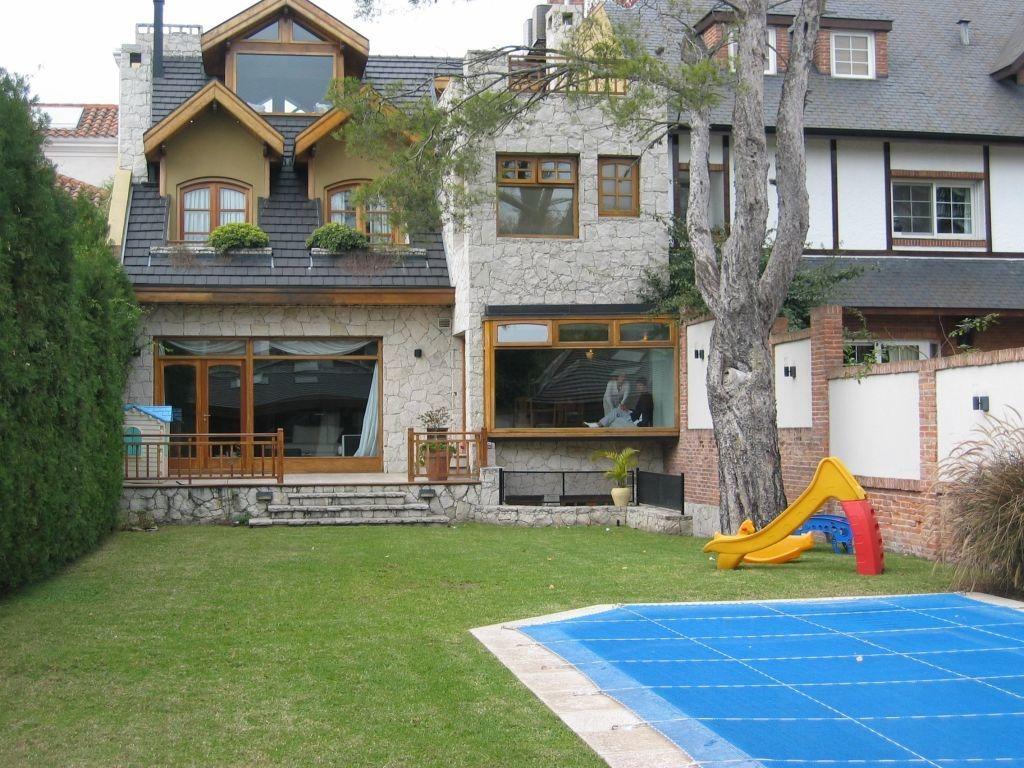 pueyrredón 1200 - martínez - bajo - casas casa - alquiler
