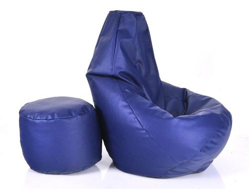 puff + apoio pés cheios grande promoção atacado pufe pufi