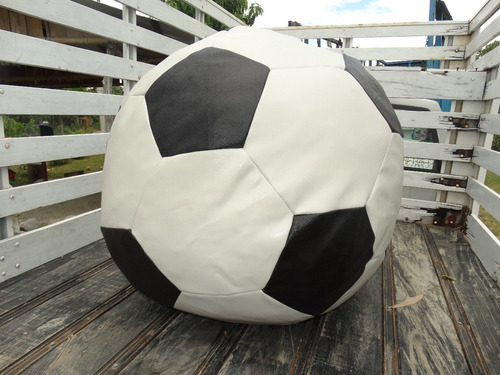 puff balon 60 cm diametro sillón