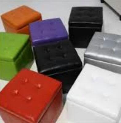 puff baul 80 x 40 variedad de colores