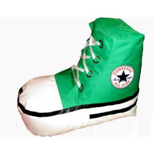 puff bota converse verde