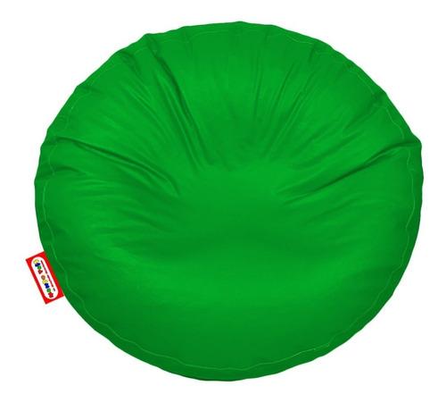 puff circular grande verde