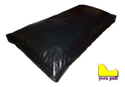 puff colchón y sillón cama individual envió gratis