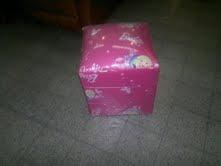 puff cubos ben 10, barbie, cars y todos los colores