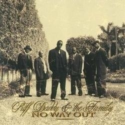 puff daddy and the family no way out cd original