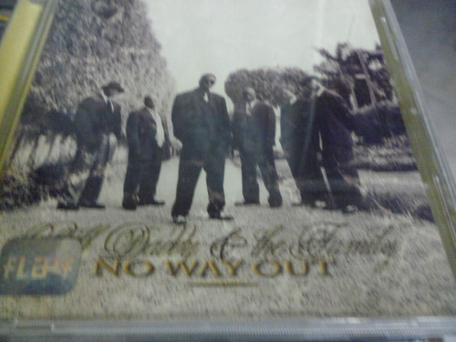 puff daddy & family cd no way out envio incluido