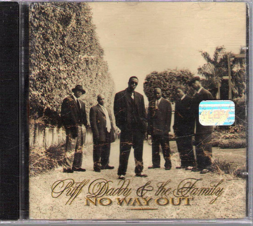 puff daddy & the family cd original