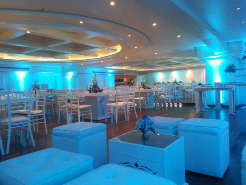 puff, festejo, decoracion, iluminacion, sonido, led, love