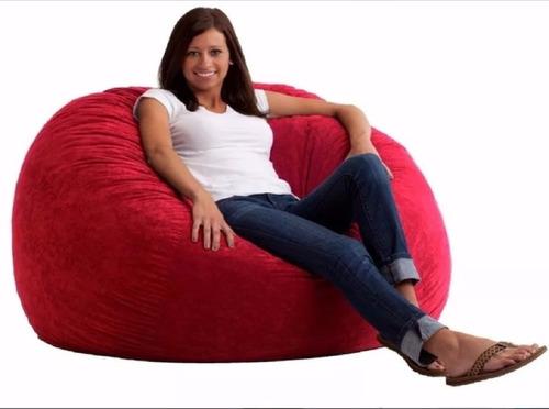 puff fiaca sillón modena ecocuero oferta!! relax