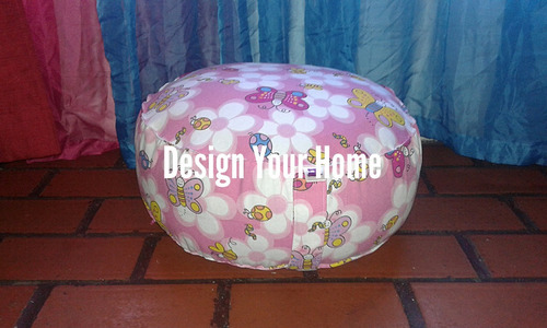 puff funda varios diseños 40×20  hello kitty mandalas maripo