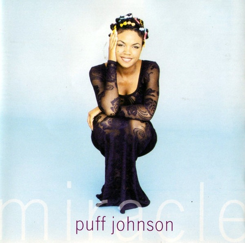 puff johnson - miracle cd importado impecable r&b / soul