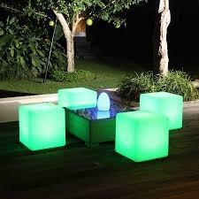 puff led y esferas led