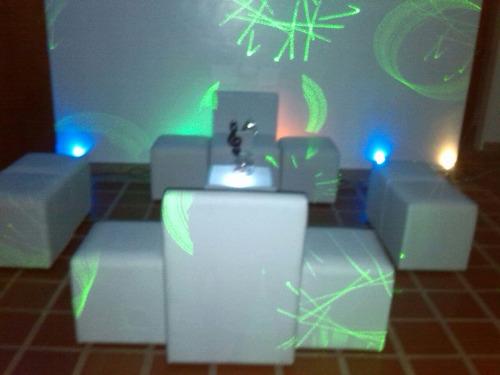puff mobiliario lounge
