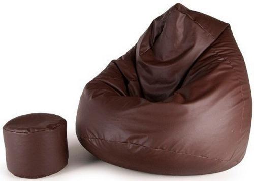 puff pera + apoio pés cheios atacado promoção sofá gta