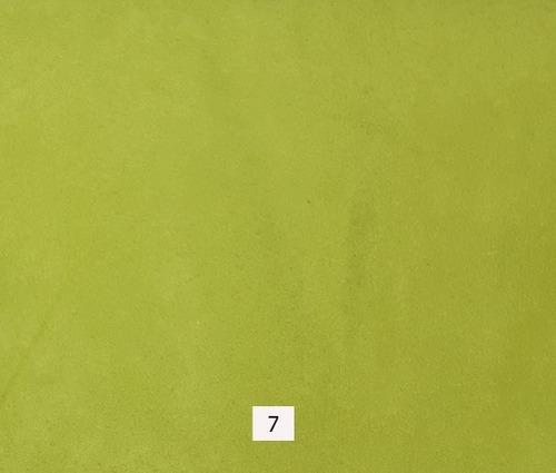 puff pera gamuza tamaño l colores