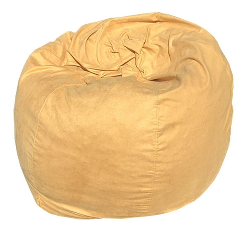 puff pera gamuza tamaño m colores