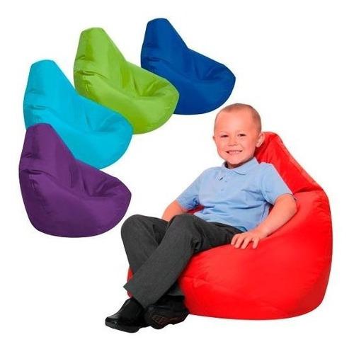 puff pera infantil cheio promoção varias cores