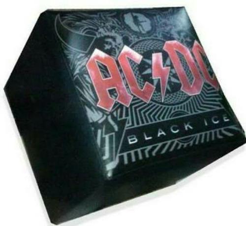 puff personalizado de rock