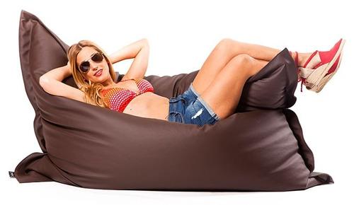 puff puf relax almohada gigante diferentes posiciones