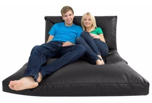 puff sofá cama casal couro sintético somente retirada