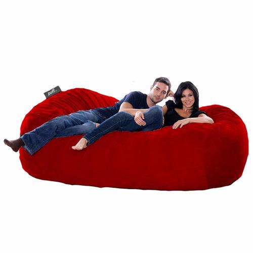 puff sofá (cama king size adentro) envio gratis! - económico