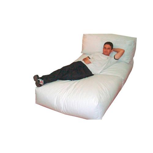 Puff sof que vira cama solteiro lindas cores r for Sofa que vira beliche