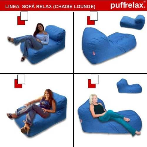 puff sofa relax vacíos sin relleno y envíos a toda venezuela