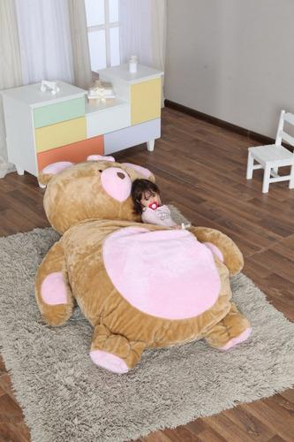 puff urso para deitar p