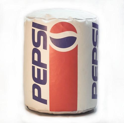 puffs latas duff simpsons,quilmes, heineken,coca y pepsi 90s