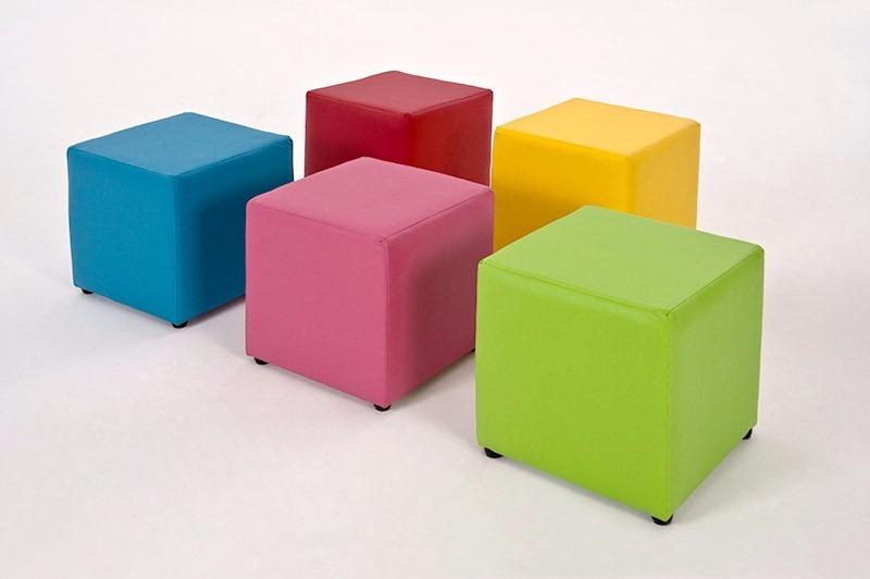 puffs puff quadrado decorativo r 24 99 em mercado livre