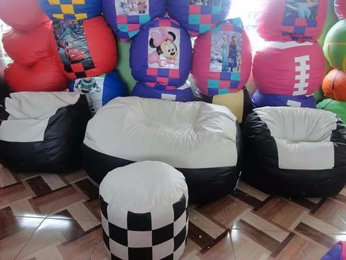puffs,asientos,butacas,juegos de sala, cojines, adornos,