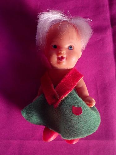 puky antigua muñequita con su ropa original (cod 3)
