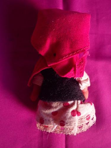 puky antigua muñequita con su ropa original (cod1)